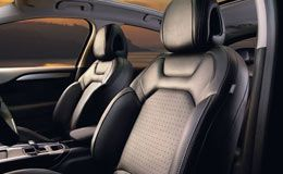 Allpike Citroën C4 Leather Seats