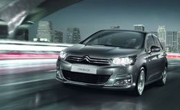 Allpike Citroën C4 Exterior In Motion