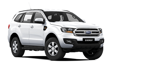 Everest Ambiente RWD 3.2L Diesel (7 Seater)