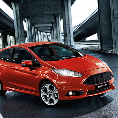 New Ford Vehicles from Motorama Ford