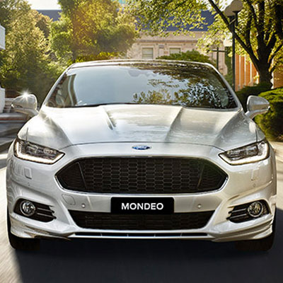 New Ford Vehicles from Knox Ford