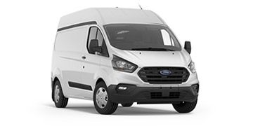 Ford Transit Custom 340L LWB Van – High Roof