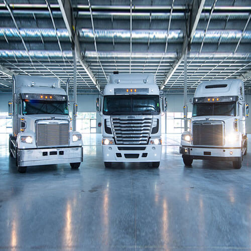 New Freightliner Trucks from Orange Freightliner