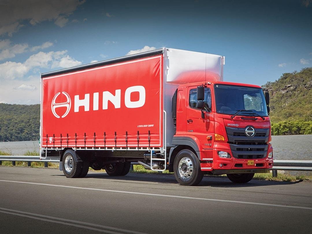 New Hino 500 | Sci-Fle...