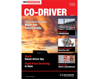Introducing Co-Driver Magazine