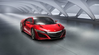 Great First Serial Production Of Honda NSX Rolls Off The Line At Performance  Manufacturing Centre In Ohio