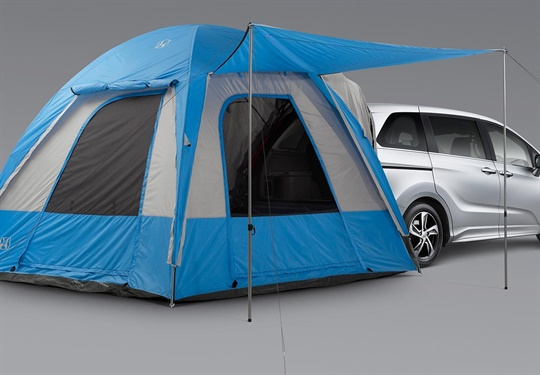 C&ing Tent & Honda Odyssey Accessories Essendon Honda