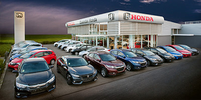 New Honda Vehicles from Essendon Honda