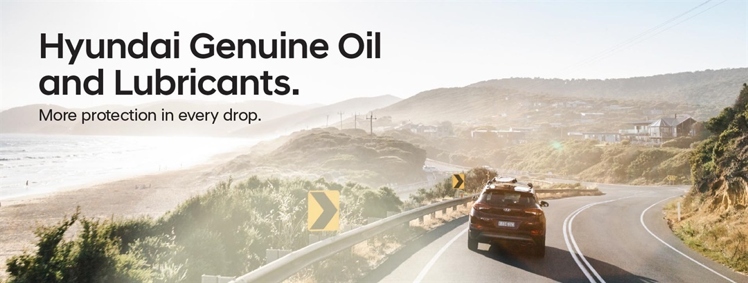 Hyundai Genuine Oil and Lubricants