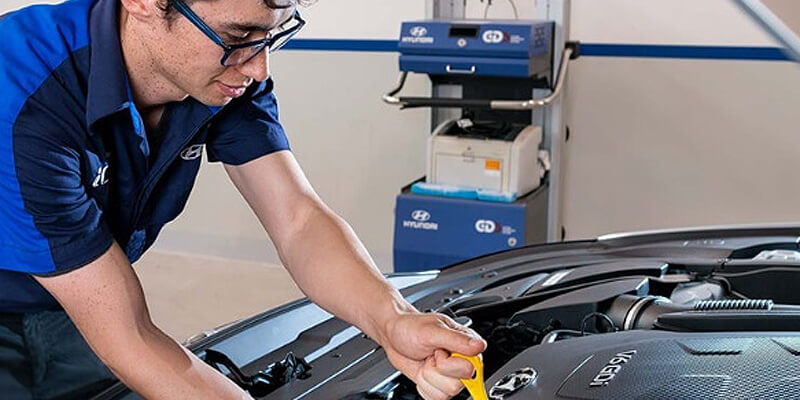 Book a Service at Wild West Hyundai