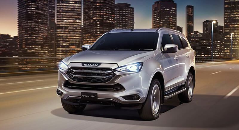 Isuzu New Vehicles