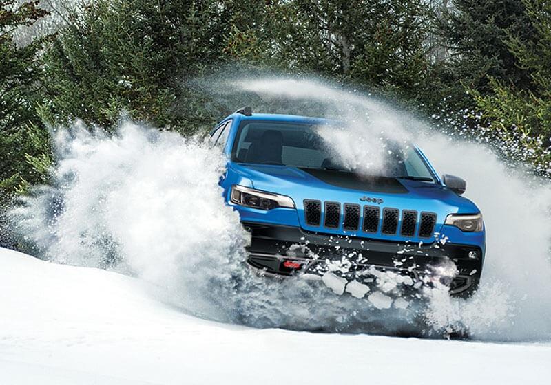 Jeep Cherokee Gallery