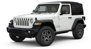 All-New JL Wrangler