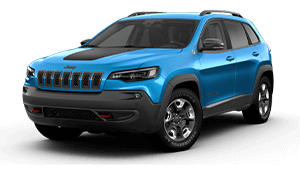 Jeep Cherokee Trailhawk®