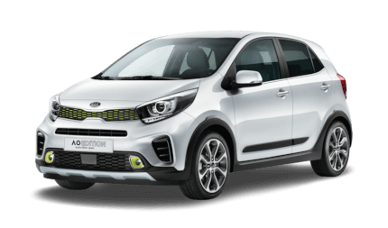 Picanto X-Line Manual Drive Away from<sup>[A]</sup> $16,990 with $777 Bonus*