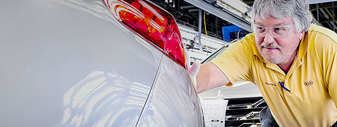 Kia Vehicle Servicing