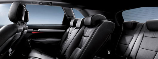 Kia Sorento Interior Leather Seats