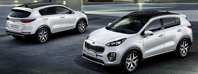 Kia New Cars