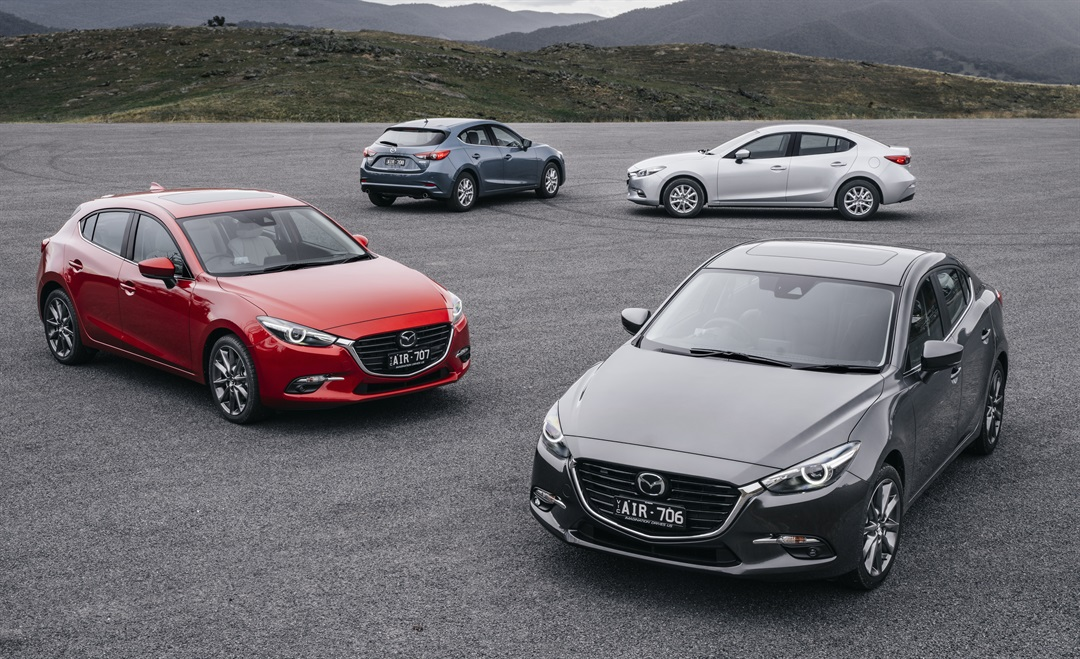 Mazda SUV & passenger car sales almost ... | News at Moss Vale Mazda