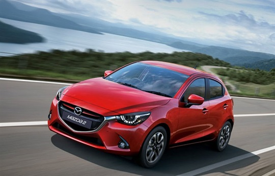 Mazda2 Hatch Features