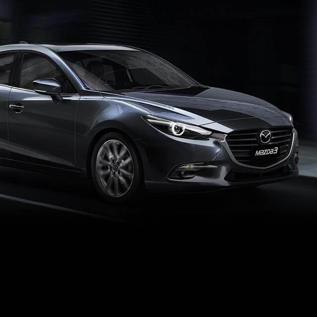Sutherland Mazda New Vehicles