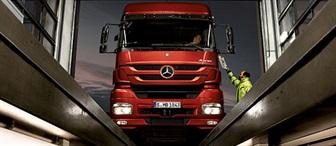Service Intervals Orange Mercedes Benz Trucks - Mercedes benz body repair centre