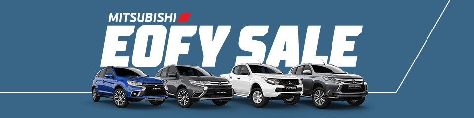 EOFY Sale Offers At McGrath Mitsubishi Liverpool