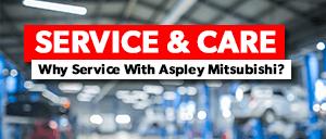 Service & Care with Zupps Aspley Mitsubishi