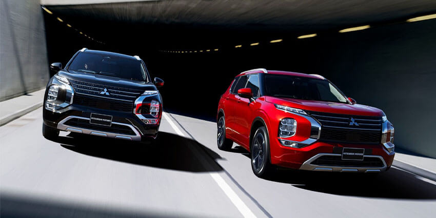 New Mitsubishi Vehicles from Chadstone Mitsubishi
