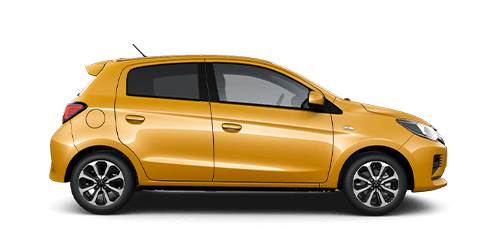 Mitsubishi Mirage Hatch