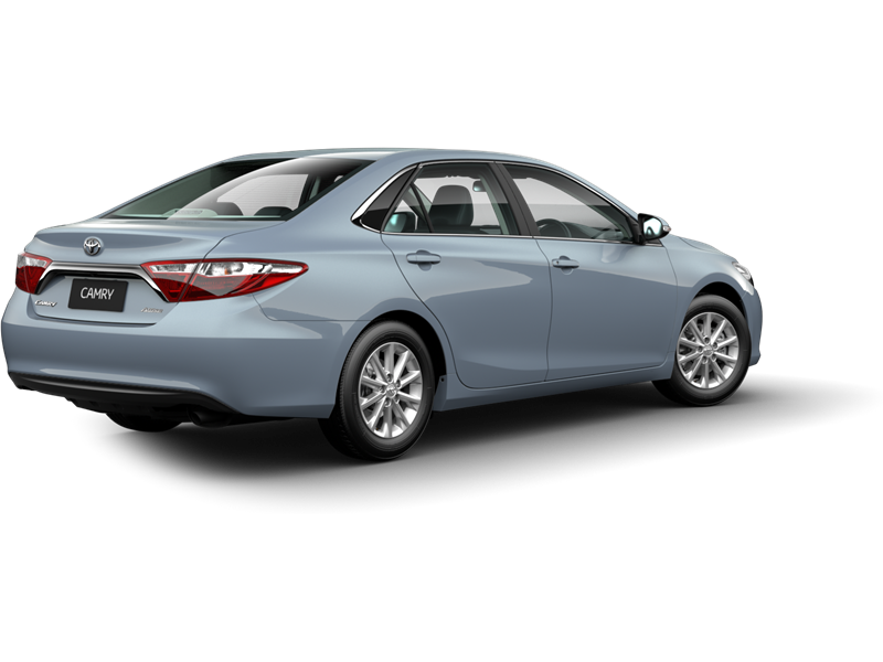 How To Get  Toyota Camry Paint Color From Vin
