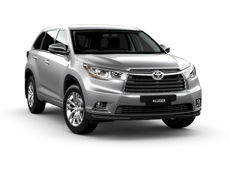 2015 Toyota Kluger Gx Awd Automatic 7389683 Pennant