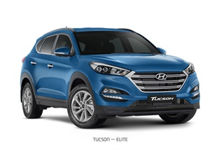 Hyundai Tucson New Cars at Phil Gilbert Hyundai Picture 1