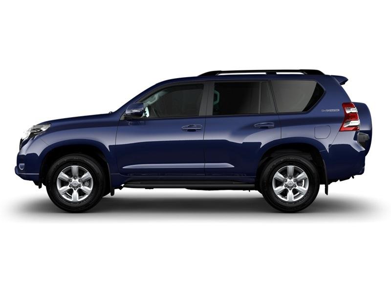 Dynamic Blue Prado New Dynamic Blue New Car