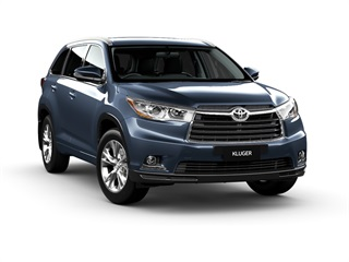 2015 Toyota Kluger Gxl Awd Wagon (Cosmos Blue) New Car Thumbnail