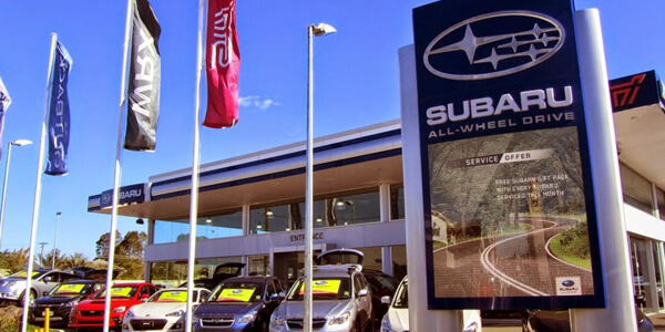 New Subaru Vehicles from Bartons Capalaba Subaru