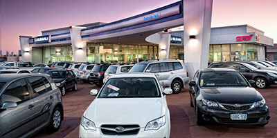Get in touch with Subaru Osborne Park