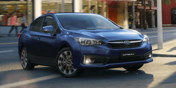 New Subaru Vehicles from McGrath Subaru Liverpool