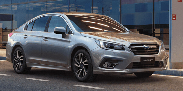 New Subaru Vehicles from Zupps Mt Gravatt Subaru