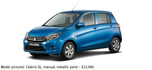 Special Offers 4 from Zupps Mt Gravatt Suzuki