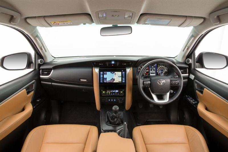 Toyota Fortuner Interior Refinement News At