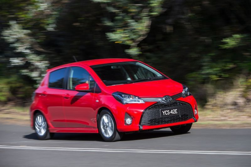 New-Look Toyota Yaris - Bolder Styling     | News at Mentone
