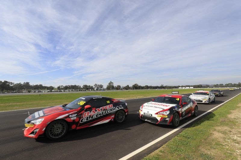 Toyota 86 Racing Series Off To A News At Sydney City Toyota