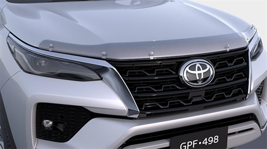 Toyota Fortuner Accessories Co Op Toyota