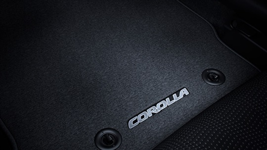 Corolla Hatch Accessories 4