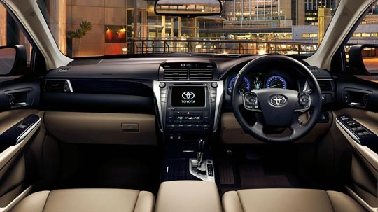 Exterior and Interior Styling