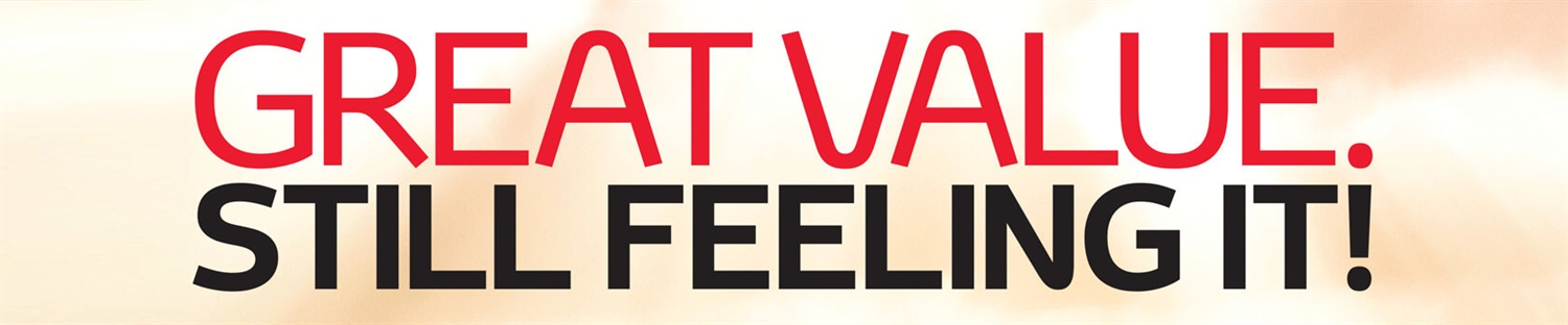 Great Value. Still Feeling It at Charlestown Toyota