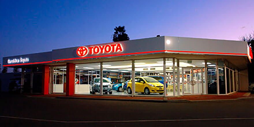 Toyota Customer Service at Geraldton Toyota