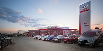 About Melton Toyota