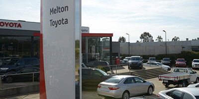 Customer Testimonials for Melton Toyota